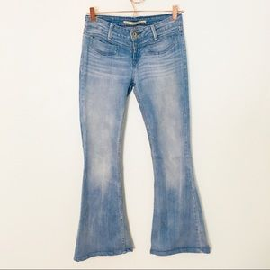 LEVI'S | Honestly Made Flare Boho Denim Jeans